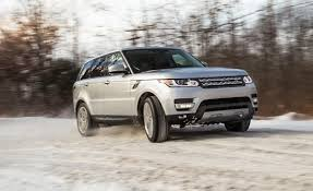 Coupe Series bmw x5 vs range rover sport : C&D Instrumented Road Test: 2014 Land Rover Range Rover Sport ...