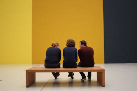 Free Images : museum, sitting, furniture, conversation, see, tourist  attraction, exhibition, visitors, modern art, art gallery, human positions  5184x3456 - - 497801 - Free stock photos - PxHere