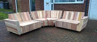wooden pallets furniture. Outdoor Couch Set Made With Pallets Wooden Furniture R