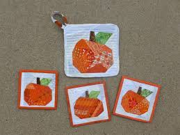 Image result for pumpkin quilts