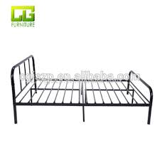 Double Metal Bed Frame Coavas 4ft 6 Double Queen Size Sturdy Bedstead Base With 2 Headboard King Size Metal Bed Black - Buy Queen Size Slatted Bed ...
