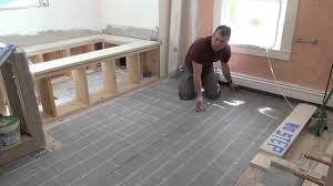 heated tile floors in bathrooms. heated tile floors in bathrooms