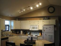 kitchen track lighting pictures. Kitchen Track Lighting. Luxury KItchen Lighting Pendants With White Wooden Cabinetry Using Shelves And Pictures V