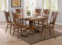 dining room chair dark oak table and chairs oak dining sets for 6 oak chairs for