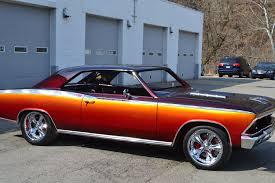 1966 Chevrolet Chevelle LS | Bruce Harvey Pro Comp Custom