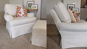 slip covers chair. Cotton Canvas Slipcovers By Karen Powell Slip Covers Chair