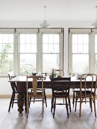 Emily Henderson_Ask the Audience_Dining Room_Chairs_Table_Mix and  Match_Inspiration Photo_1