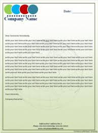 17 Company Letterhead Templates - Excel Pdf Formats