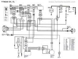 yamaha 350 moto 4 wiring diagram electrical work wiring diagram \u2022 Yamaha Warrior 350 Electric 1996 Electrical Diagram for Battery to Ignition 89 yamaha moto 4 wiring diagram library tearing 1987 350 rh releaseganji net 1985 yamaha dx 225 3 wheeler carb diagram yamaha rd 350 wiring diagram
