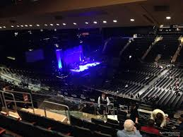 concert seat view for madison square garden section 225
