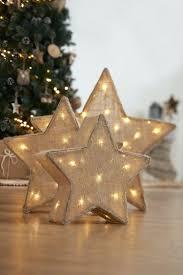 Weihnachtsstern Basteln Mit Beleuchtung