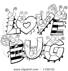 Small Picture Love Bug Coloring Pages Cartoons Disney Cartoons Printable