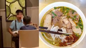 Con trai gọi món bún bò, lời nói của người cha sau đó khiến nhiều người lo  ngại cho tương lai của cậu bé - bantinmoi6h.com