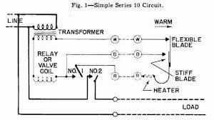 room thermostat wiring diagrams for hvac systems Honeywell Thermostat Wiring Problems honeywell series 10 thermostats & controls