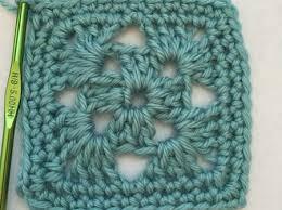 Easy Granny Square Pattern