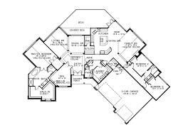 angled garage house plans plan 053h 0020 find unique house plans Bungalow House Plans With Garage angled garage one story house plans bungalow home plans with garage