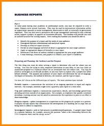 Template Of A Report Writing Fresh Business Sample Reports For Basic ...