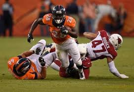 Montee Ball Keeps Job But Falls To No 4 At Rb On Depth