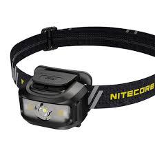 <b>Nitecore NU35 Dual Power</b> Hybrid USB-C Rechargeable LED ...