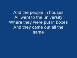 Small Picture Rise Against Little Boxes cover with lyrics YouTube