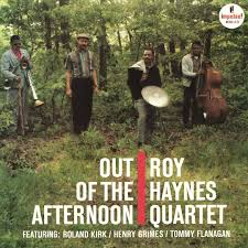 "Impulse Records - <b>Roy Haynes</b> ""<b>Out</b> Of The Afternoon"" 