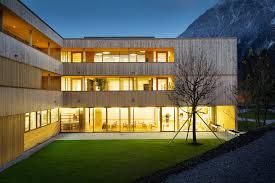 Designing A Retirement Home Nenzing Nursing Home Dietger Wissounig Architects Archdaily
