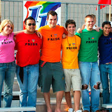 Group photos of gays