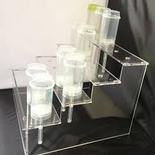 Push Pop Display Stand Best Quality Acrylic Base Cake Pop Stand Containers Push Up Cakes 67