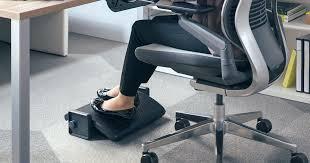 desk desk foot rest office max an adjule desk or a full ergonomic set up