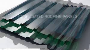 how to install corrugated roof panels