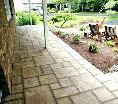 patio flooring over grass outdoor est close temporary