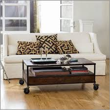 Coffee Table Industrial Industrial Wood Coffee Table With Wheels Coffee Table Home