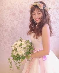 Happy Wedding Sakinchohair Hairarrangehairarrangehairsetヘア