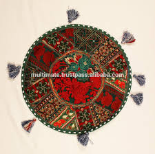 round decorative pillows. Unique Decorative Indian Black Round Decorative Pillows Table Mats Pillow Covers Throw  Cushions Prayer Mat Meditation  Buy Furniture  To T