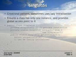 Pattern Synonym Amazing Java Course 48 Design Patterns