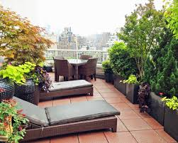 Small Picture West Village NYC Terrace Deck Roof Garden Pavers Outdoor