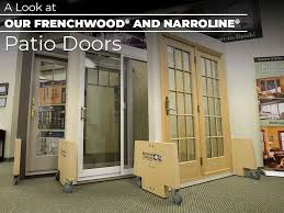 at renewal by andersen of dallas and fort worth our narroline and frenchwood patio door options can suit any design requirement for your home