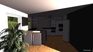 Room Design Wohn Esszimmer Küche Unten Roomeon Community