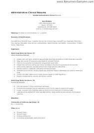 Clerical Resume Sample Best of Resume Samples For Office Assistant Short Sale Assistant Resume