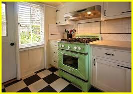 vintage style oven retro kitchen appliances beautiful