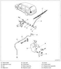 2004 chevy tahoe wiring diagram 2004 discover your wiring rear window wiper motor replacement