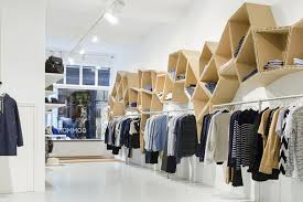 From the beginning of 2014 men's clothing store Common Kin needed a renewed interior  design because of its changed format. Part of the store would become a ...