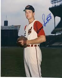 AUTOGRAPHED SONNY SIEBERT 8X10 Cleveland Indians photo | Main Line  Autographs
