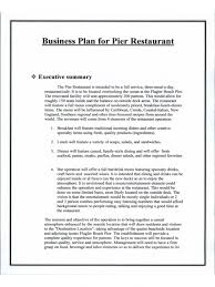 Business Plan For Salad Bar Restaurant Ina Template Free And Writing
