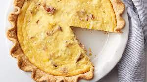 bacon and cheese quiche recipe