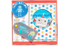 Birthday card templates for you to design your own birthday cards to print, add a personalized message and print for free. Robot Printables Birthday Cards For Kids Gathered