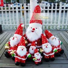 The Lovely Father Christmas Dolls/Nice gift for Christmas Day