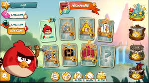 CÁCH HACK ANGRY BIRDS 2 MOD APK 2.42.0 FULL UNLIMITED MONEY GEMS NGỌC -  HIẾU LÊ - Game1