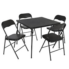 table and chairs. 1500x1500 Best Choice Products 5PC Folding Table Amp Chairs Card And