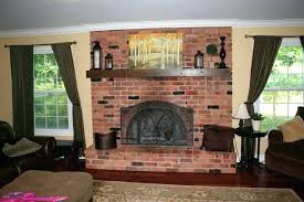 full size of marvelous paint colors for living rooms with brick fireplace about remodel excellent home